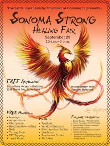Sonoma Strong Health Fair 2018
